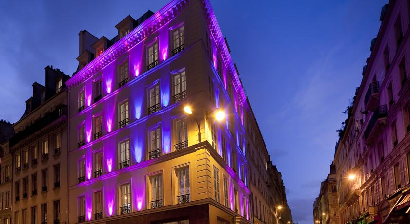 Hotel design secrets de paris love hotel paris paris for Hotel le secret paris